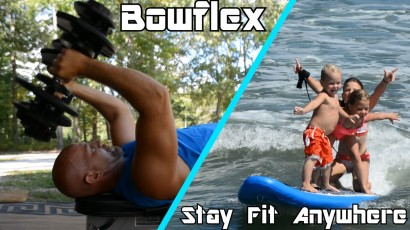 Bowflex – The Best Dumbbells To Stay Fit Anywhere