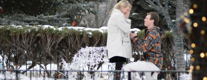 She Was Expecting a Promise Ring – But Got a BIG Surprise!