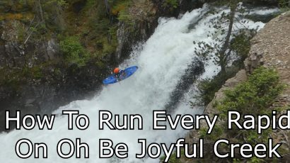 Oh Be Joyful Creek – River Guide