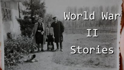 Stories From WWII Survivors